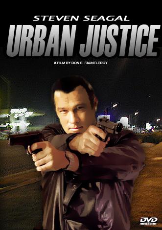 Urban justice affiche